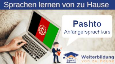 Pashto Anfängersprachkurs lernen von zu Hause Header