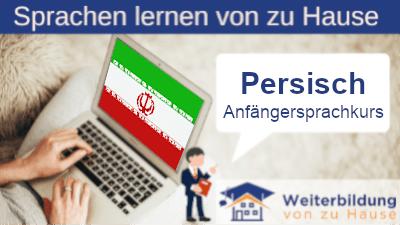 Persisch Anfängersprachkurs lernen von zu Hause Header